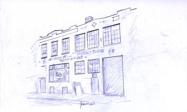 Flux-Facade-Sketch