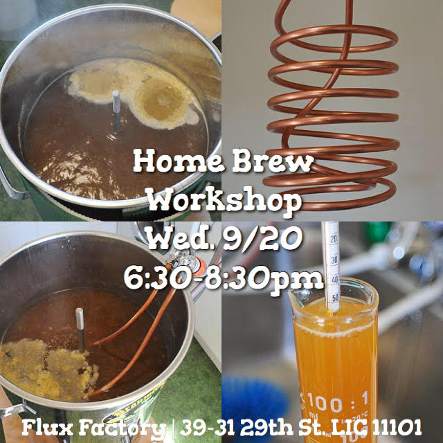 Home Brew Workshop