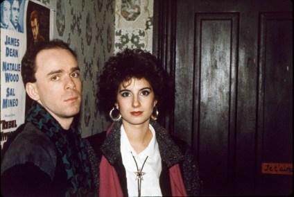 """""""Zebora & Nicholas"""", 1986, Richmond, Va, C–Print"""