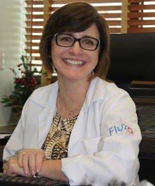 Dra. Claudia Flório - Anestesista da equipe Fluxo de cirurgia vascular