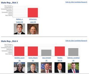 FL Family Policy Council iVotes Interactive Voter Guide