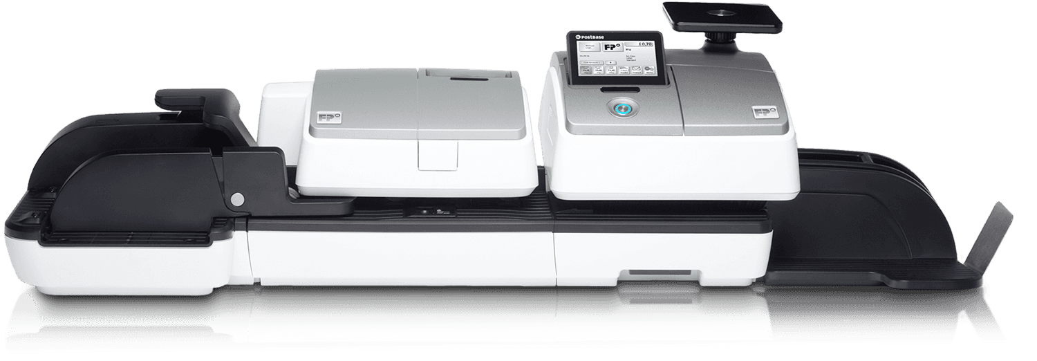 FP PostBase franking machine