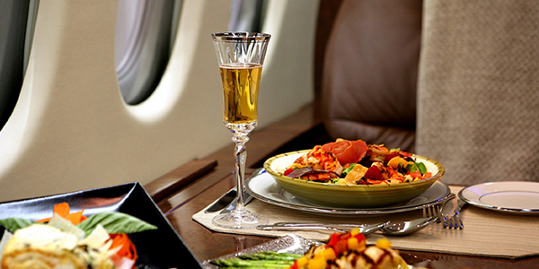 Charter VIP Catering