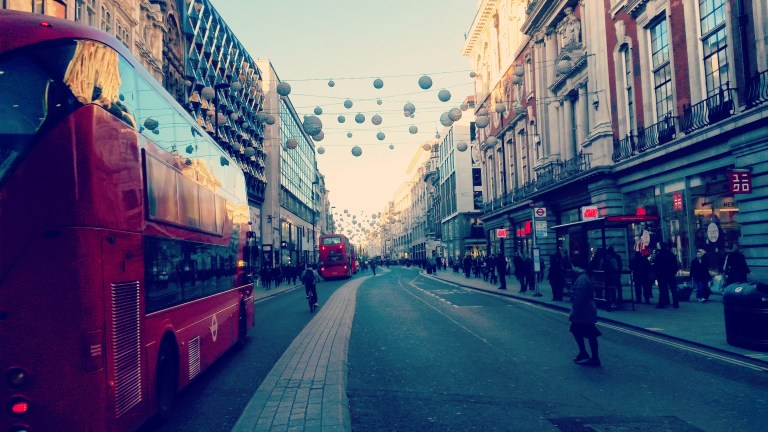 Oxford Street Londres
