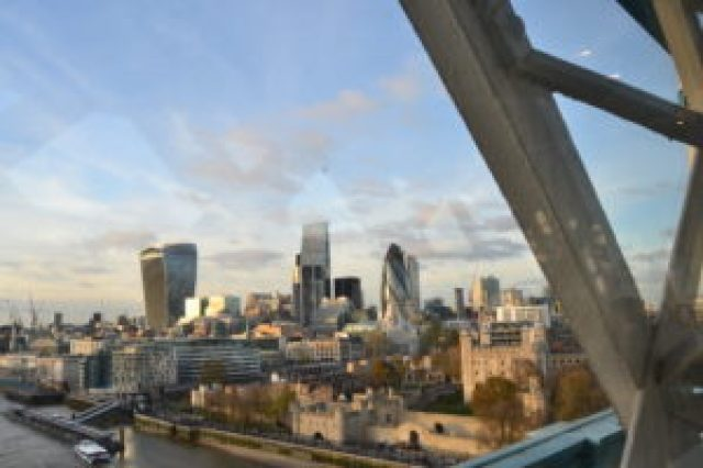 Vistas al Skyline de Londres