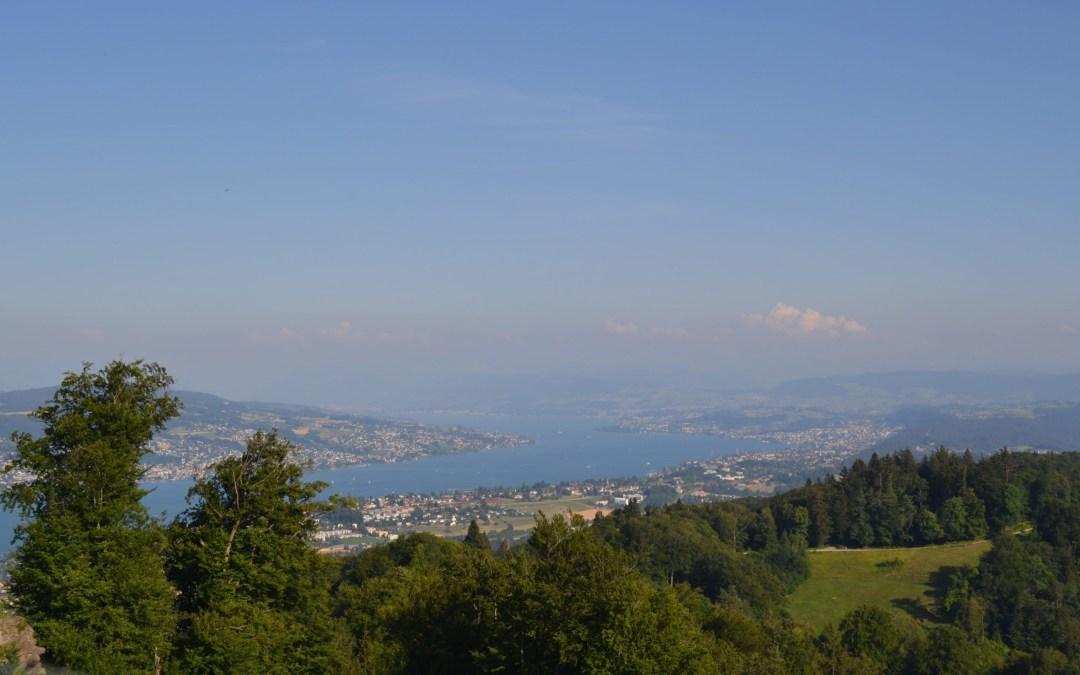 Zürich desde las alturas: nuestra experiencia en Uetliberg, el monte de Zürich