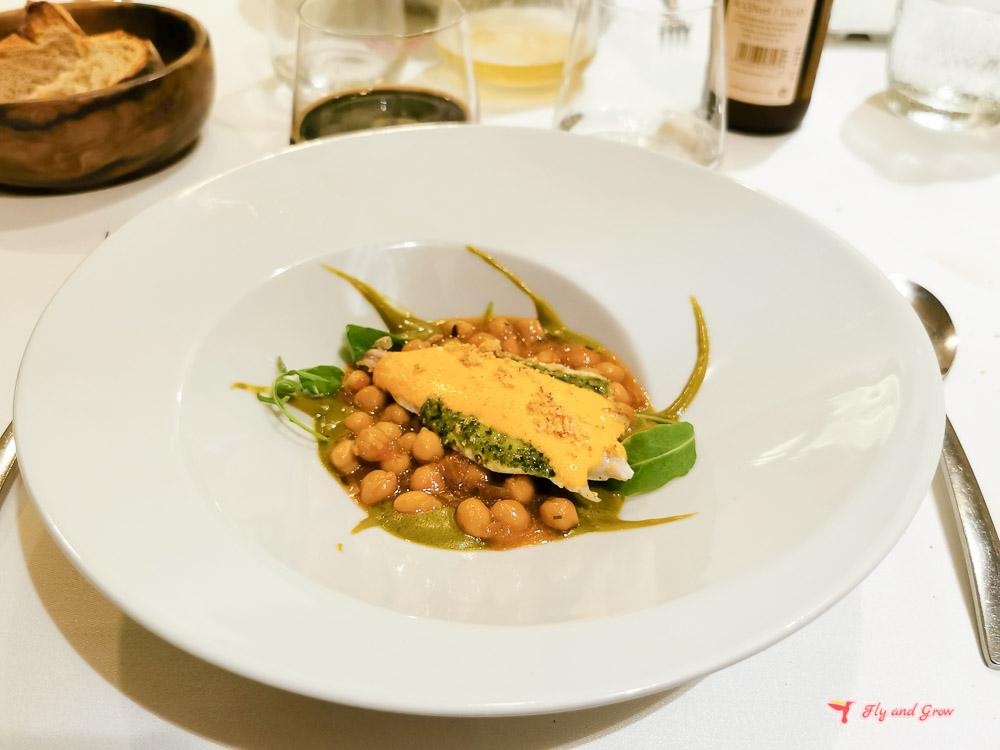 Menú degustación en Daica, Mallorca