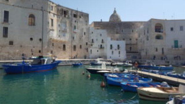 Puerto antiguo de Monopoli