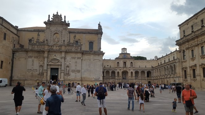 Plaza de Lecce