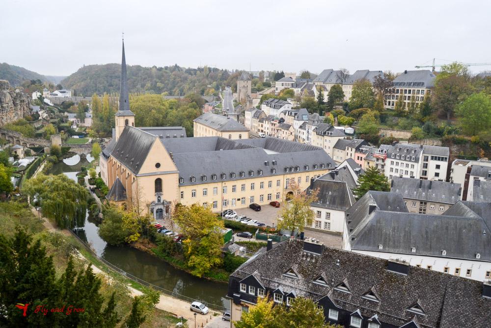 Los siete lugares más fotogénicos de ciudad de Luxemburgo