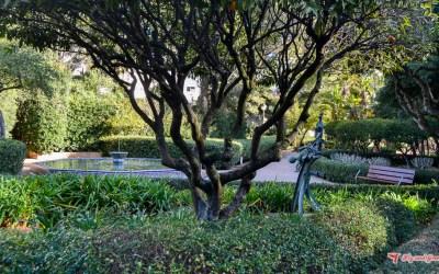 Visita a los jardines del Palacio de Marivent, en Palma de Mallorca