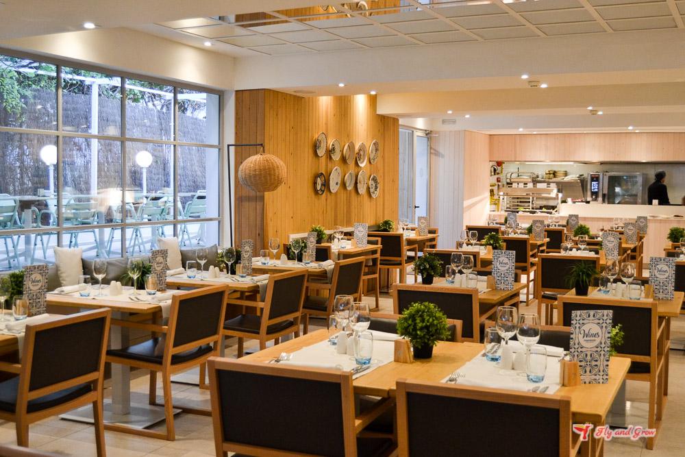 restaurante Hotel Fergus Style