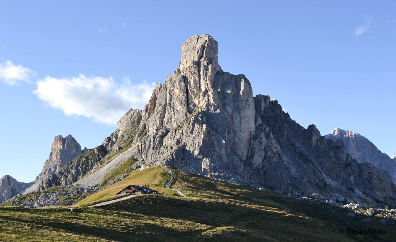 Passo Giau, Dolomitas