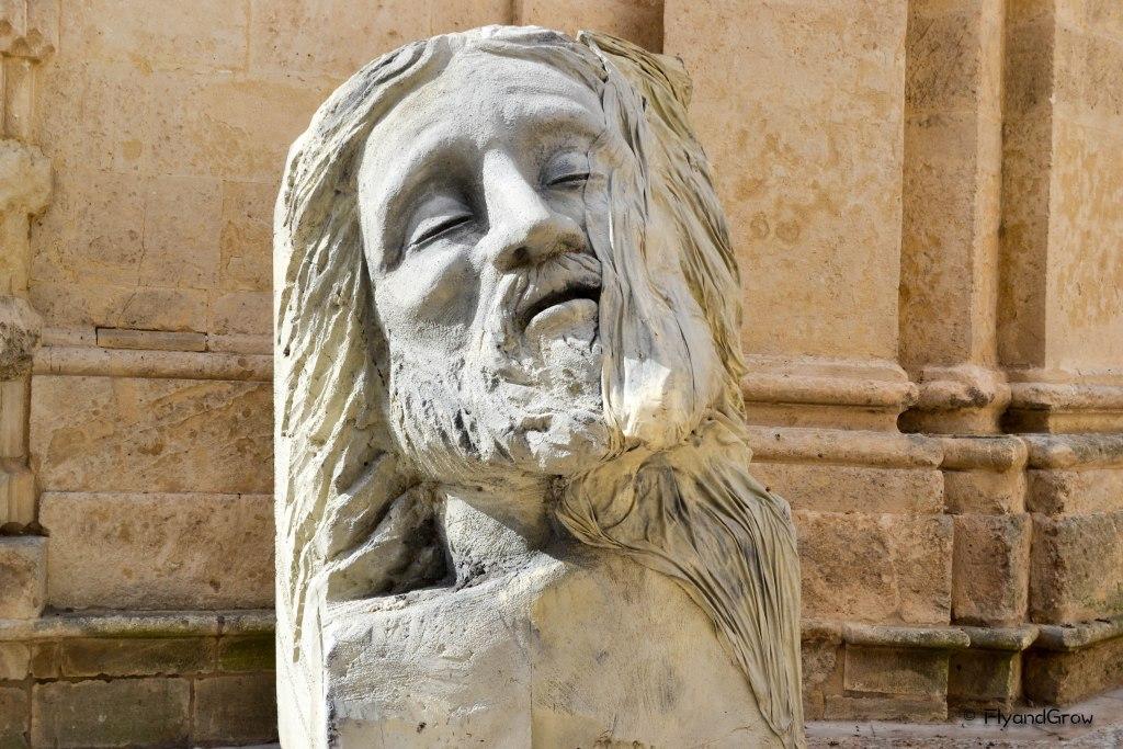 Cristo en Matera