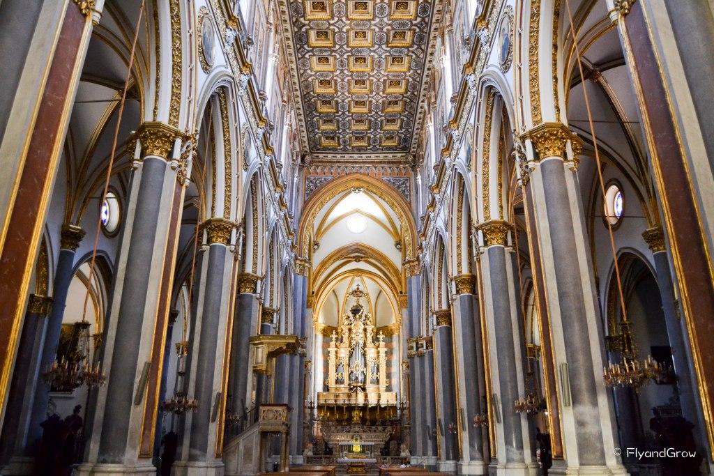 San Domenico Maggiore, Napoles