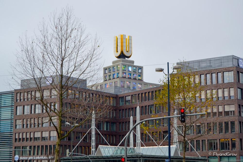 Torre U en Dortmund