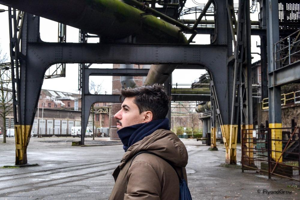 Landschaftspark Ruta industrial del Ruhr