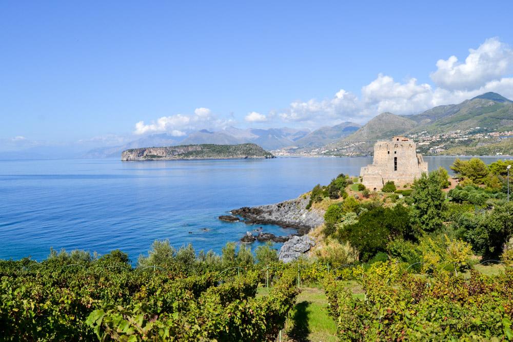 Mejores playas Riviera dei Cedri