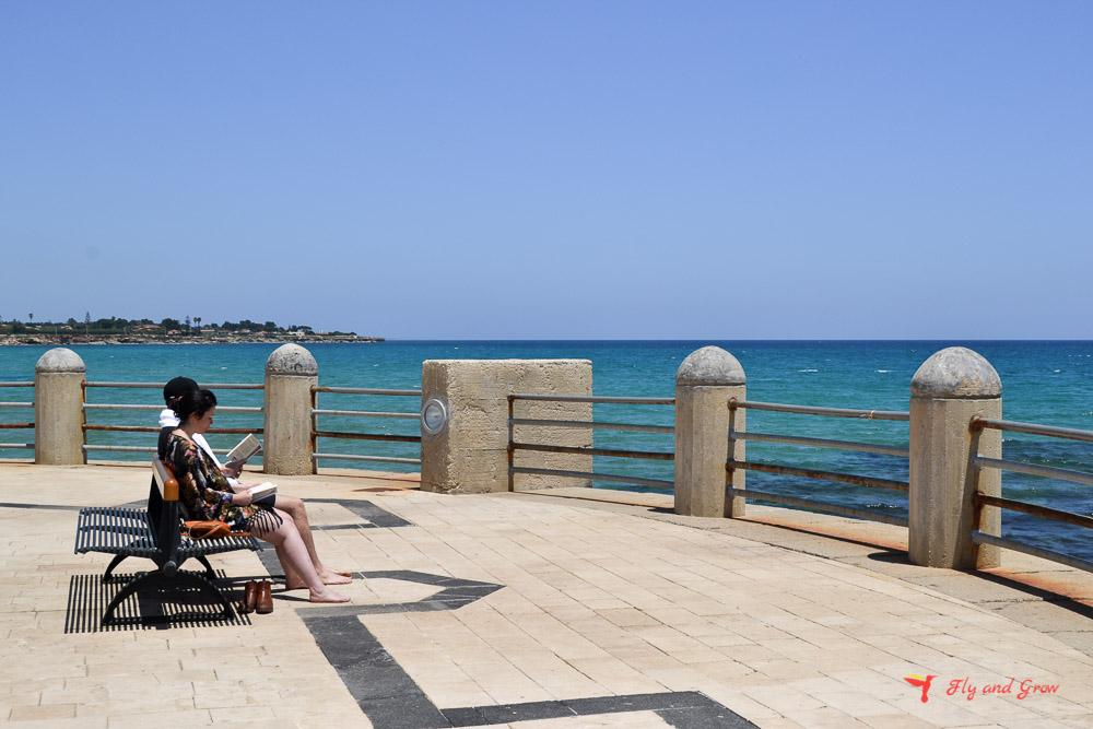 playa de avola, Sicilia
