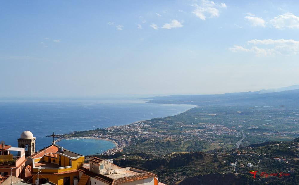 Castelmola, uno de los pueblos más bonitos de Sicilia