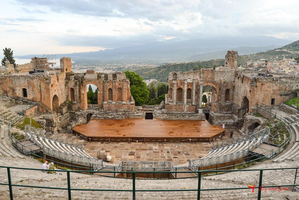 qué ver en Taormina