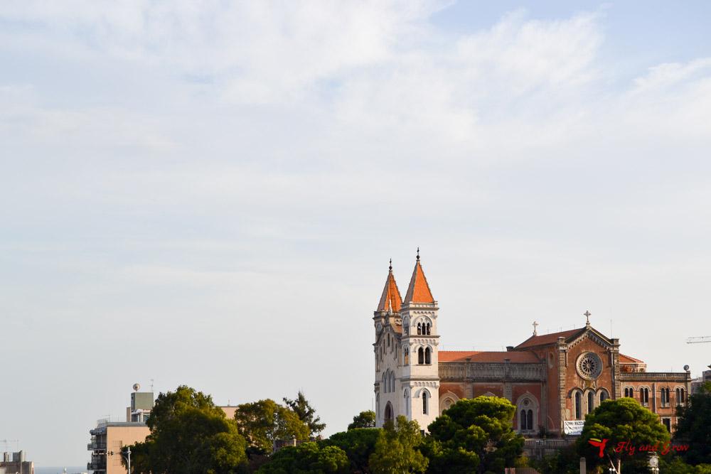 iglesia de Montalto, Messina