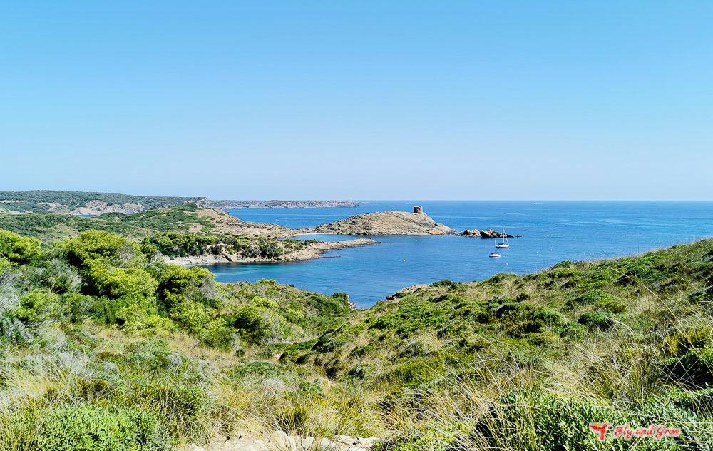 Ruta de una semana en Menorca