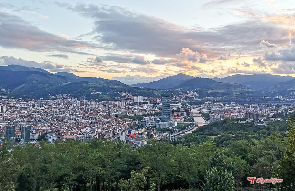 Mirador de Artxanda, Bilbao