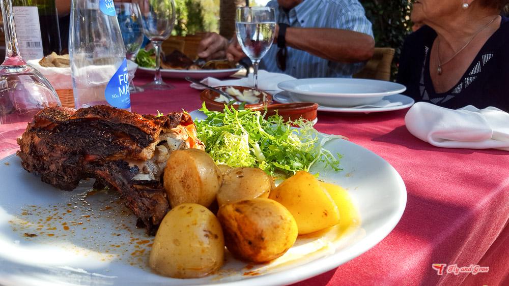 donde comer en Mallorca