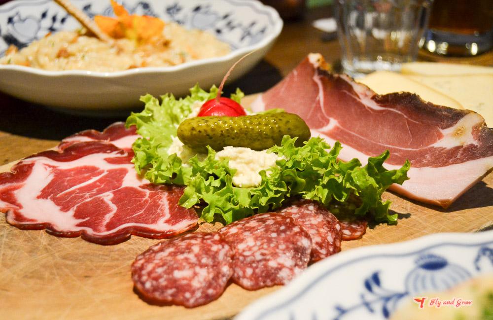 restaurantes donde comer en Lecce