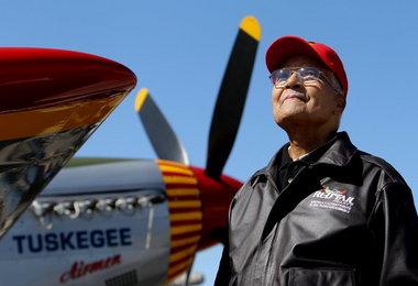 Charles McGee - Tuskegee Airman