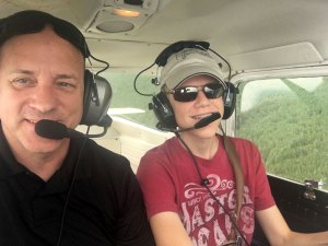 Dave Herwig: Golden Knight | CFI | Cape Fear Aviation