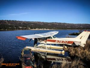 The last float flight of the season