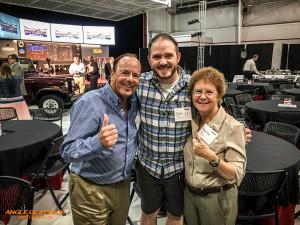 I got to meet John and Martha King!