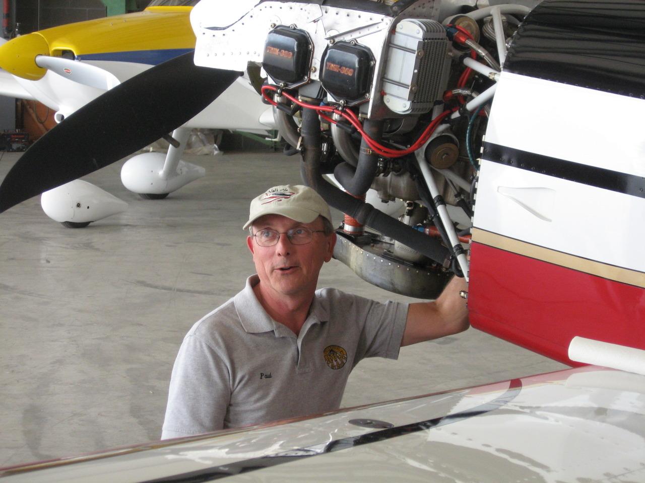 AviatorCast Episode 71: Paul Dye: NASA   Space Shuttle   Flight