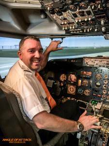 Jason loves the 737... No, really.
