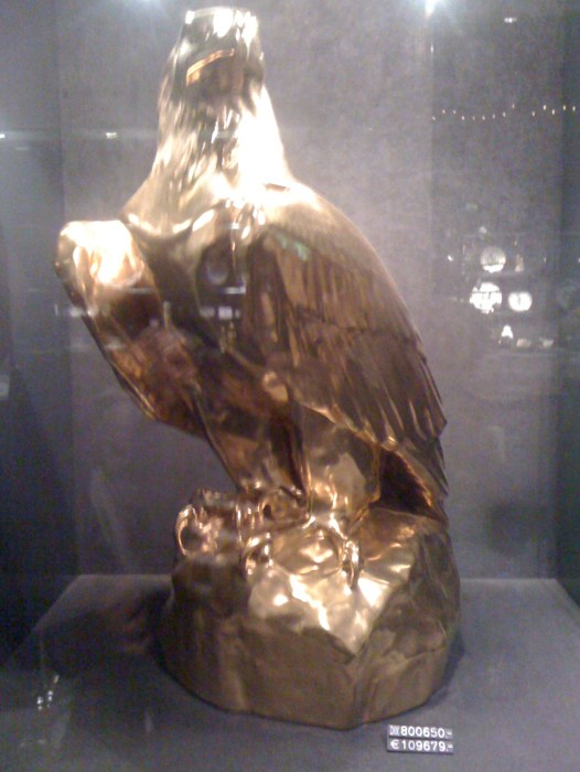 Golden Eagle, Copenhagen