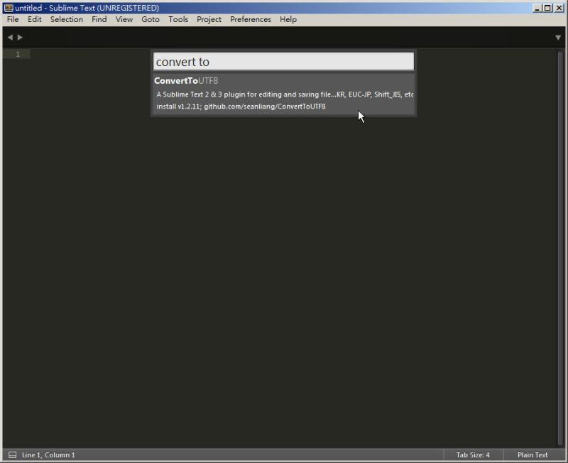 CSS 教學 - 網頁排版 Dreamweaver 網頁設計 Free Resource 好康報報 JavaScript 程式設計 RWD 響應式網頁  - 教學:Sublime Text 的安裝設定及入門操作 – [ 下篇 ] - sub-17