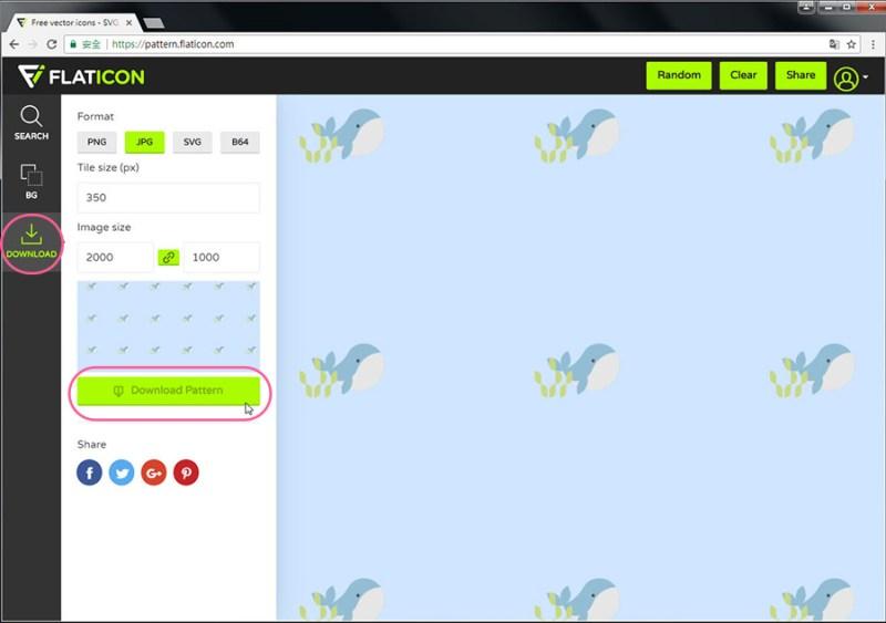 Free Resource 好康報報 Good Design 好站報報  - 【設計資源】FLATICON-自行挑選icon打包免費下載-還可線上製作Patterns! - flaticon-17