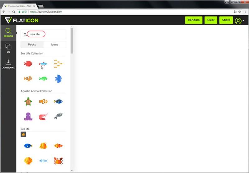 Free Resource 好康報報 Good Design 好站報報  - 【設計資源】FLATICON-自行挑選icon打包免費下載-還可線上製作Patterns! - flaticon-2-1