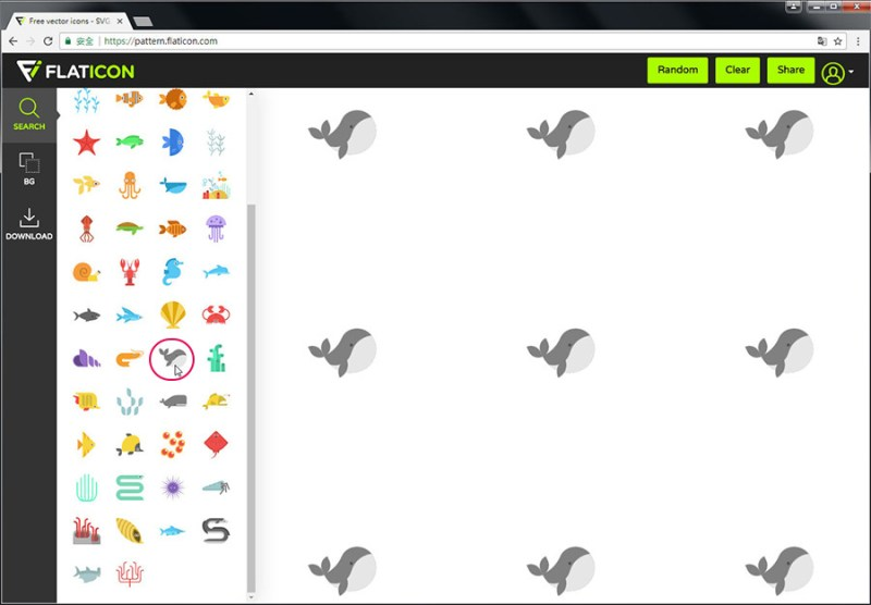 Free Resource 好康報報 Good Design 好站報報  - 【設計資源】FLATICON-自行挑選icon打包免費下載-還可線上製作Patterns! - flaticon-3-1