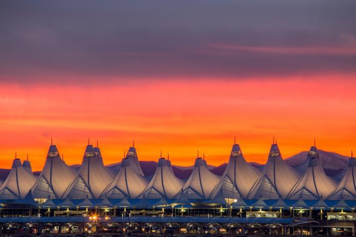 Image result for Denver International Airport, Colorado, USA