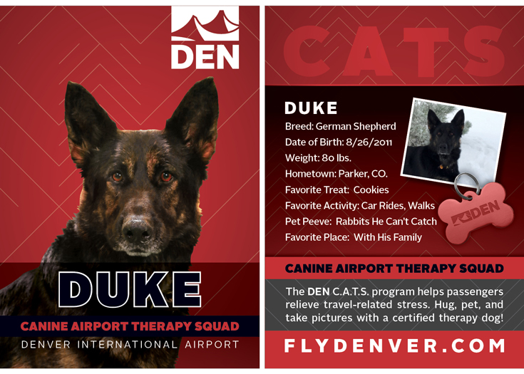 Retired CATS Members Denver International Airport