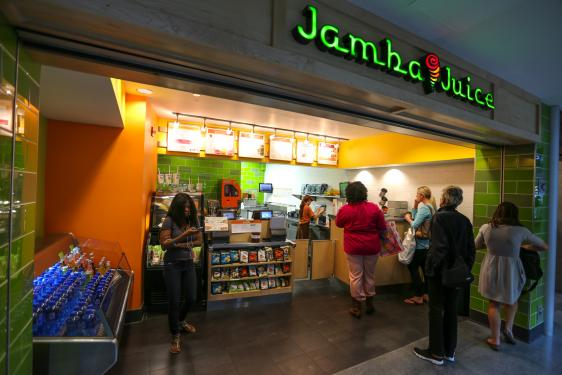 Jamba Juice Denver International Airport