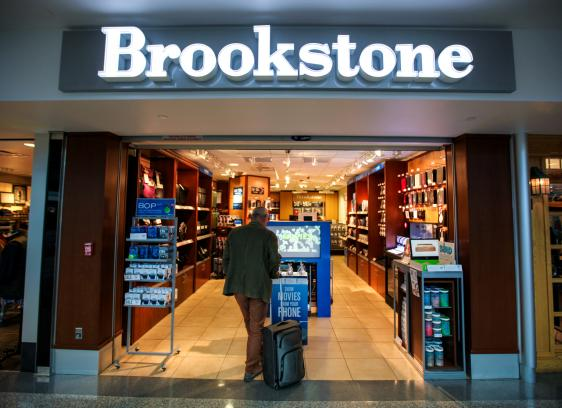 Brookstone Denver International Airport