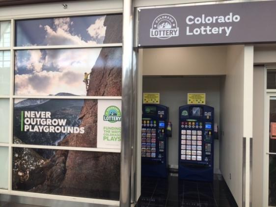 Colorado Lotto Denver International Airport