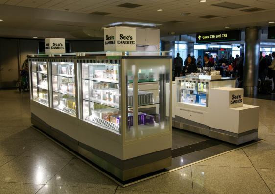 SEEs Candies Denver International Airport