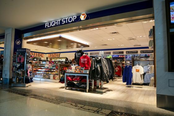 Flight Stop Denver International Airport