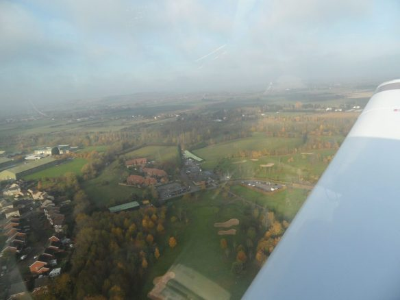 Just departed Gloucester