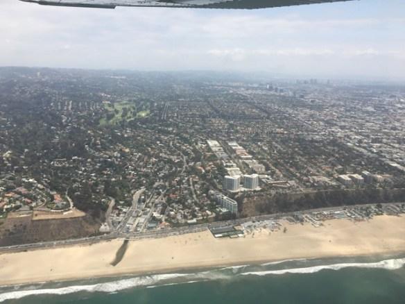 Malibu and the coast